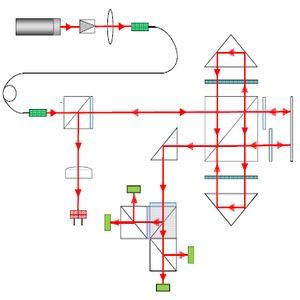 四个三极管相接的电路